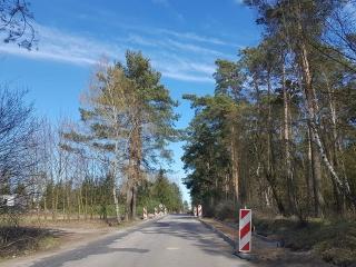 Rozpoczęła się przebudowa drogi gminnej
